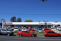 Southern Highland Toyota, Moss Vale